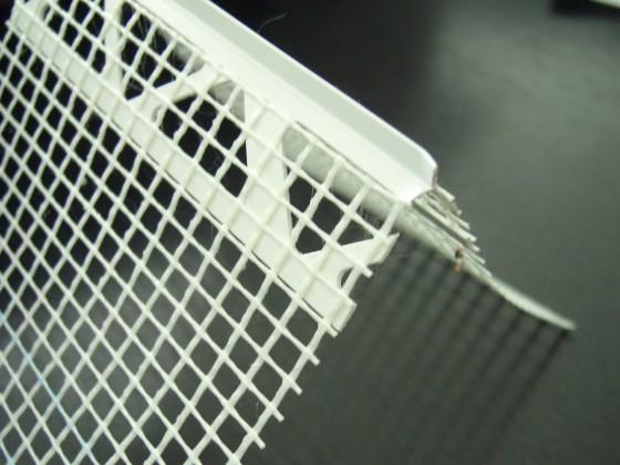 CANTONERA PVC CON MALLA fibra de vidrio
