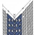 9075 - Alu + malla fibra vidrio