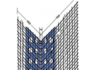 Angular y Guardavivo en aluminio