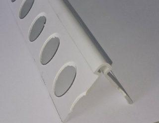 Guardavivo exterior PVC
