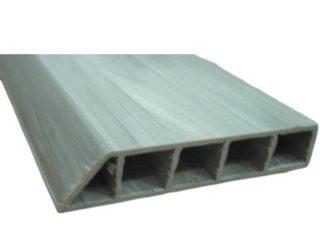 Regleta PVC para confección de aristas