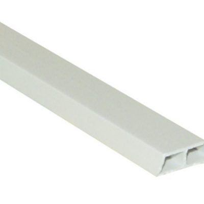 Junquillo Hueco PVC monocapa
