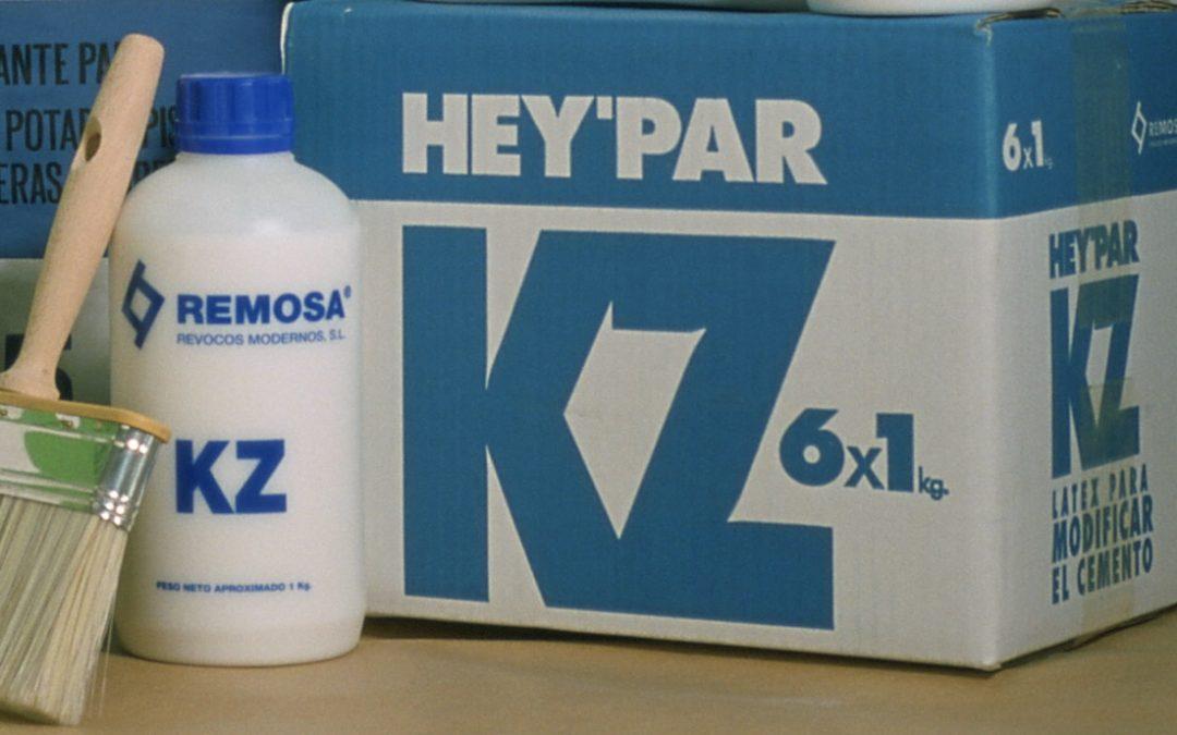 Nueva botella HEY'PAR KZ