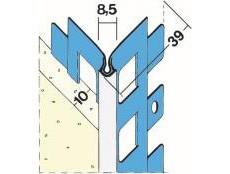 Elementos fachada: Mallatex, Guardavivos, Herramientas